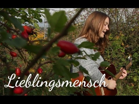 Lieblingsmensch - Namika (Cover Musik Video)