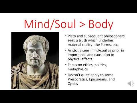 Greek Philosophy in Christian Thought
