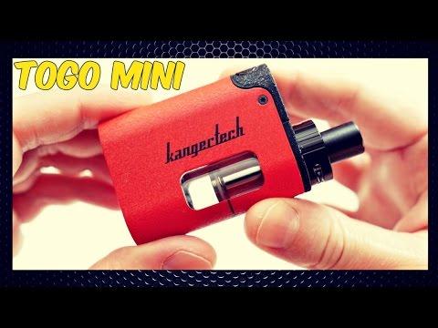 KangerTech TOGO Mini First Look!
