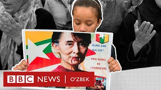 "Дунё, мусулмонлар: Демократия ""рамзи"" ва Роҳинжа мусулмонлари - BBC Uzbek"