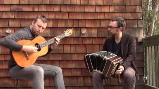 Danzarín Guitar and Bandoneon Tango Duet