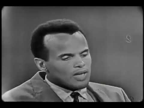 Artists discussing the  Civil Rights movement 1963