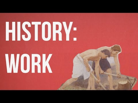HISTORY OF IDEAS - Work