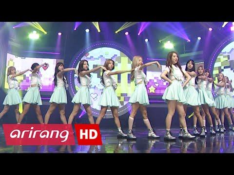 Simply K-Pop _ WJSN(우주소녀) _ BeBe _ Ep.229 _ 082616