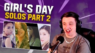 Deep Dive EP_22: Girl's Day(걸스데이) Solos: Minah - I'm a woman…