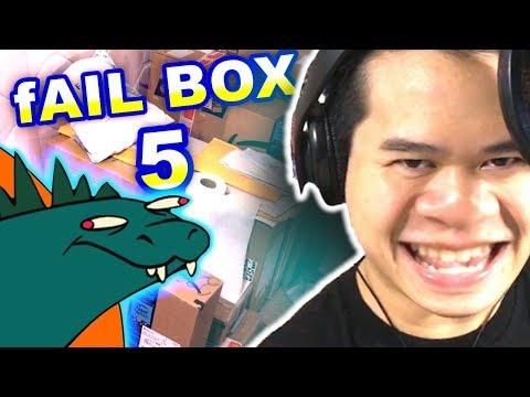 Jobby's fAIL Box #5 [PO Box Unboxing]