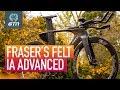 Fraser's Felt IA Advanced | GTN Presenter Pro Bike