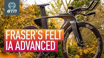 Fraser's Felt IA Advanced | GTN Presenter Pro Bike