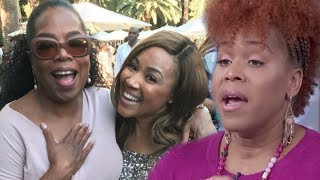Oprah Winfrey SHADES Tina Campbell, Only Invites Erica To Gospel Brunch
