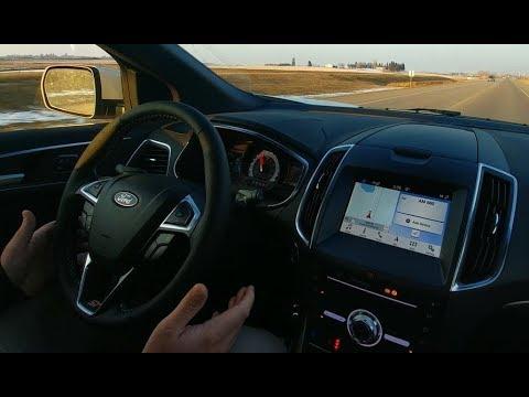 Ford Co-pilot 360 - Lane Centering on the Edge ST - FYF Episode 35