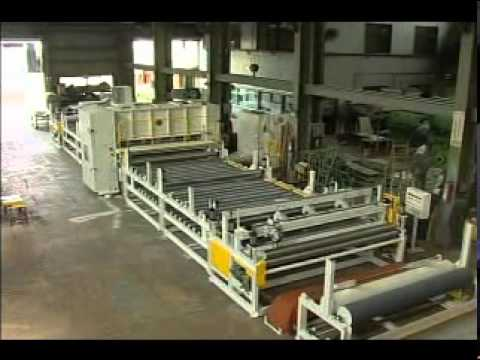 The Manufacturing Process For Non-Woven Fabrics Of Needle Punching 2