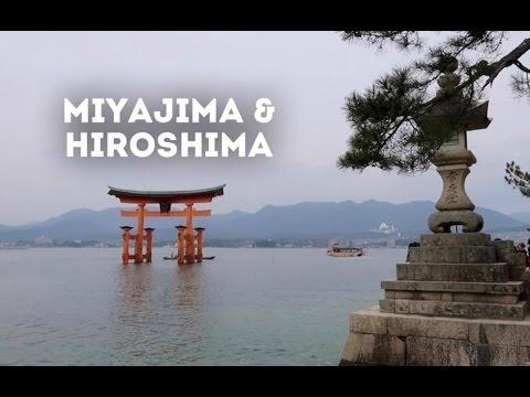 MIYAJIMA & HIROSHIMA: Oyster-Eating Deers, Hiroshima Castle and Atomic Bomb Dome
