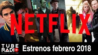Video Netflix | Estrenos en Febrero 2018 (Altered Carbon, Riverdale, FullMetal Alchemist y más! Tube Radio download MP3, 3GP, MP4, WEBM, AVI, FLV April 2018