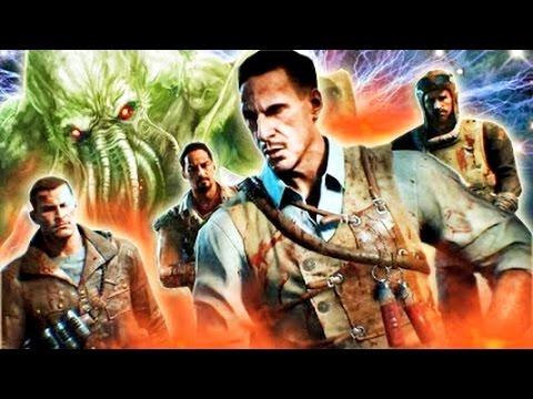 COD BO3 Film: Toute l'histoire du Zombies en Cinématiques (FR)