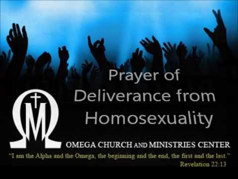 Homosexual deliverance youtube