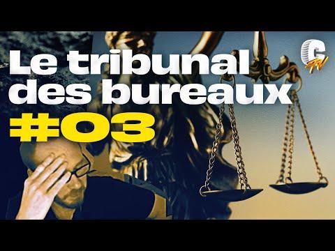 Youtube Video - [LE TRIBUNAL DES BUREAUX #3] avec ackboo
