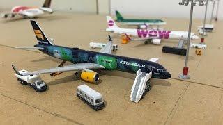 1:400 Scale Model Airport Update #9