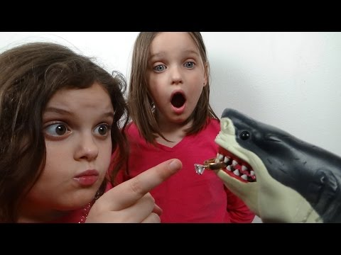 "Pet Shark Throws Up Diamond Ring ""Toy Freaks Style"" Gross"