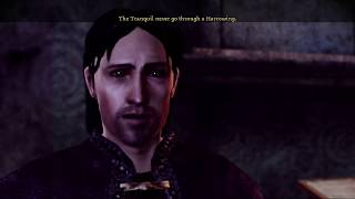 Dragon Age: Origins: Cullen My Expectations - Episode 5 - Sibling-Couch