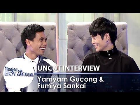Yamyam Gucong & Fumiya Sankai | TWBA Uncut Interview