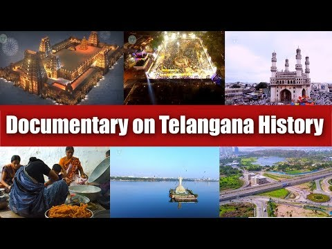 Documentary on telangana history and Culture | SUNNY TFCCLIVE