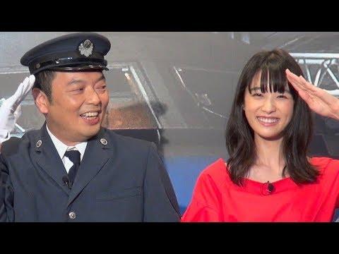 国民的美少女・高橋ひかる、中川家・剛と一緒にゾンビ役に挑戦! 礼二がダメ出し