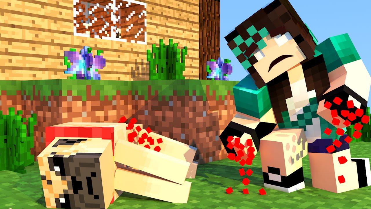 Minecraft vida real 23 a morte de tobias comes for Videos de minecraft en la vida real