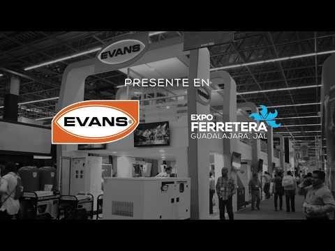 Evans® Presente en Expo Ferretera