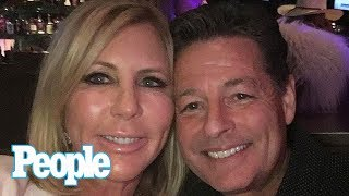 RHOC Vicki Gunvalson: Boyfriend Steve Doesn't Want Her To Get Plastic Surgery | People NOW | People