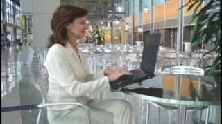 Laptop Stand Ergonomic Notebook Holder In-flight Internet