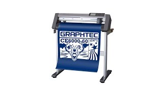 Cutter Plotter Philippines (Graphtec CE6000 Introduction)