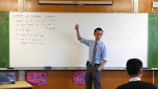 Geometry with Polynomial Techniques (1 of 3: Introducing the question)