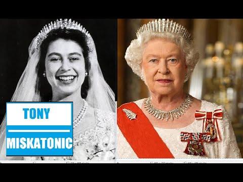 Las Increíbles Joyas De La Reina Isabel Ii Sus Tiaras Y