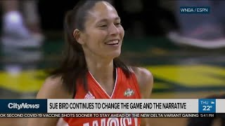 Sue Bird Continues To Change The Game And The Narrative