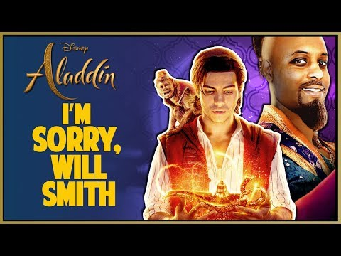 ALADDIN 2019 MOVIE REVIEW - Double Toasted Reviews