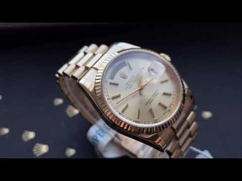 Gold Rolex Pieces In Stock - UK Specialist Watches