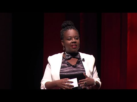 The Courage to be Unapologetically Black | Skyra Rideaux | TEDxVermilionStreet