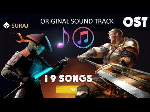 Shadow Fight 3 Original Trilogy Sound Tracks - All OST