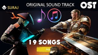 Shadow Fight 3 Original Trilogy Sound Tracks - All OST