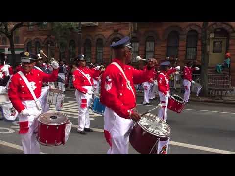 Panamanian Day Parade~2017~Brooklyn~Banda de Colon Marching Band~NYCParadelife