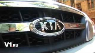 Старый добрый KIA Sorento: тест-драйв(http://34auto.ru/autostop/421570.html Старичком этот серебристый Sorento уж точно не выглядит. Его можно назвать серьезной..., 2011-08-17T08:45:19.000Z)