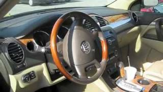 2009 Buick Enclave Start Up, Engine, and Full Tour