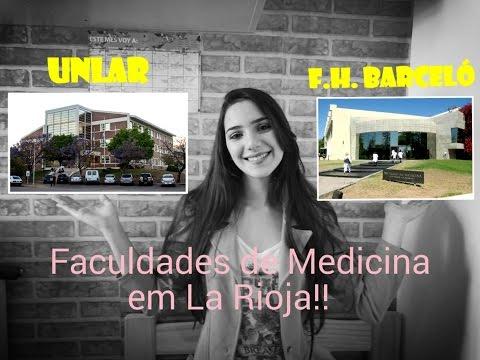 faculdades de Medicina em La Rioja (Argentina)