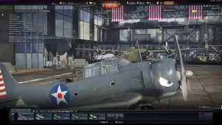 25 Histoire War Thunder : Le Douglas SBD-3 Dauntless
