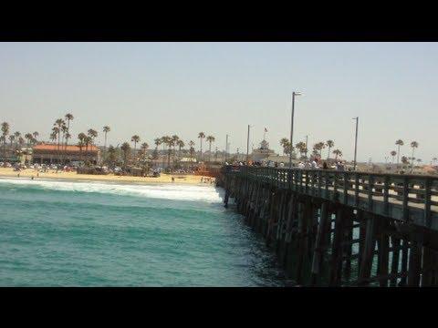 Newport Pier Beach Ca