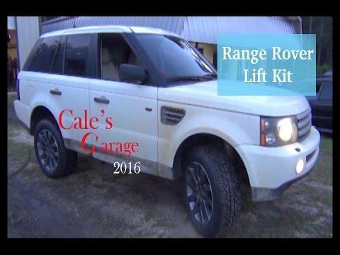 Range Rover Lift Youtube