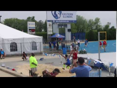 IHSA 3A Triple Jump Bria Armstrong