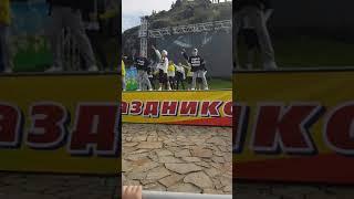 """Нижний Тагил -День города 2019 """"Джинсовый кот"""""""