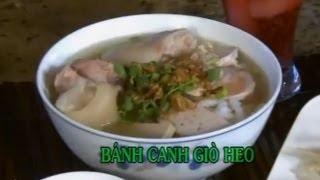 Bánh Canh Giò Heo - Xuân Hồng