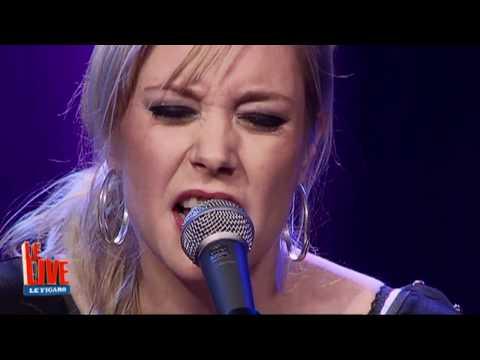 Fredrika Stahl - So High - Le Live
